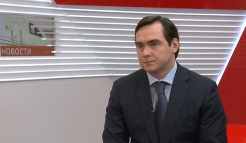 General Director of BET JSC has given an interview to RZD-TV Channel
